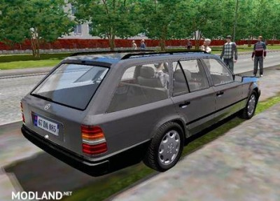 Mercedes-Benz W124 SW [1.3.3], 3 photo